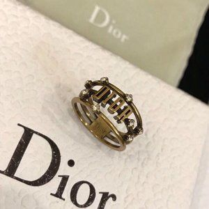 DIOR Rings  size 8